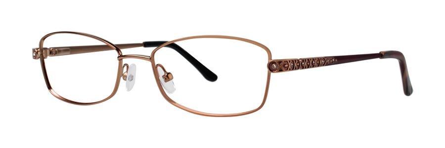 Dana Buchman CAIS Brown Eyeglasses Size50-16-130.00