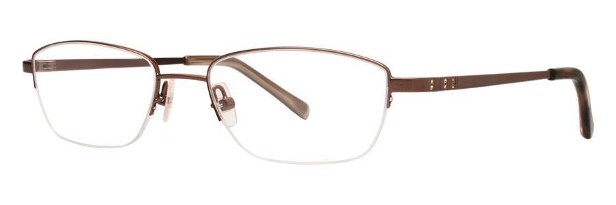 Vera Wang CALLISTO Chocolate Eyeglasses Size50-17-130.00