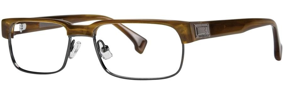 Republica CANNES Olive Eyeglasses Size54-16-143.00