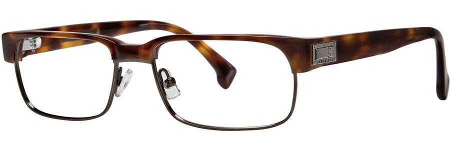 Republica CANNES Tortoise Eyeglasses Size54-16-143.00