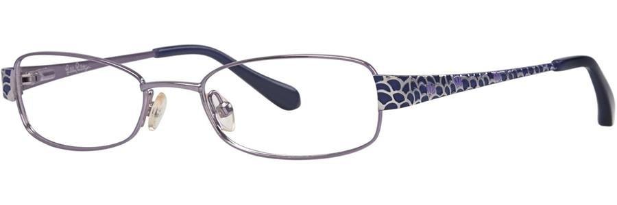 Lilly Pulitzer CAROLINA Lilac Eyeglasses Size45-17-125.00