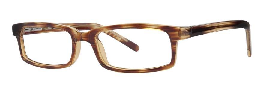 Gallery CASPER Blonde Tortoise Eyeglasses Size52-19-140.00