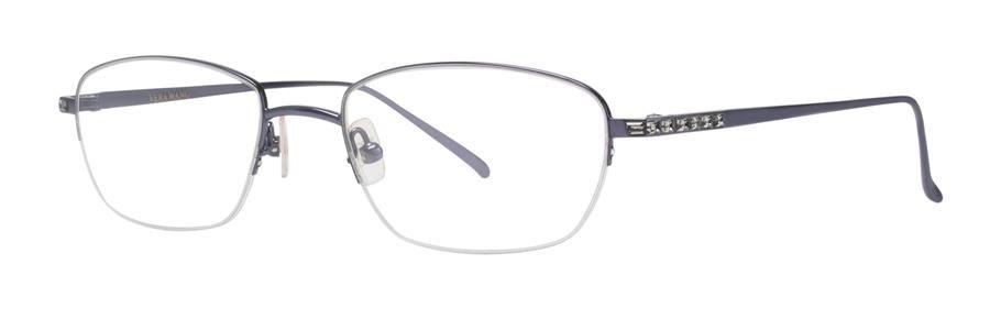 Vera Wang CELIA Amethyst Eyeglasses Size48-18-130.00