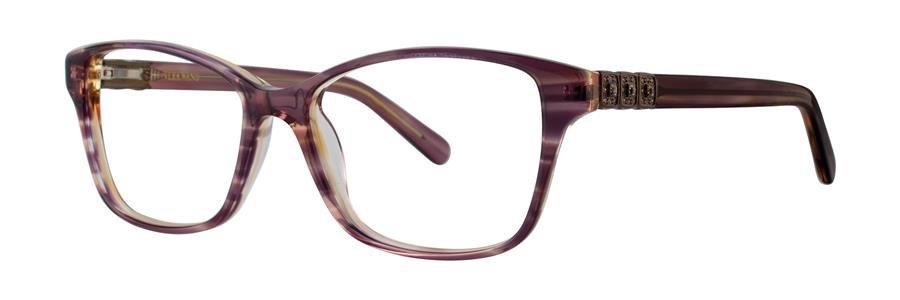 Vera Wang CHALAN Dusty Rose Eyeglasses Size51-15-135.00
