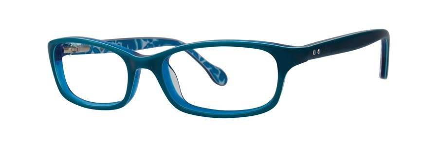 Lilly Pulitzer CHANDIE Teal Eyeglasses Size48-15-130.00