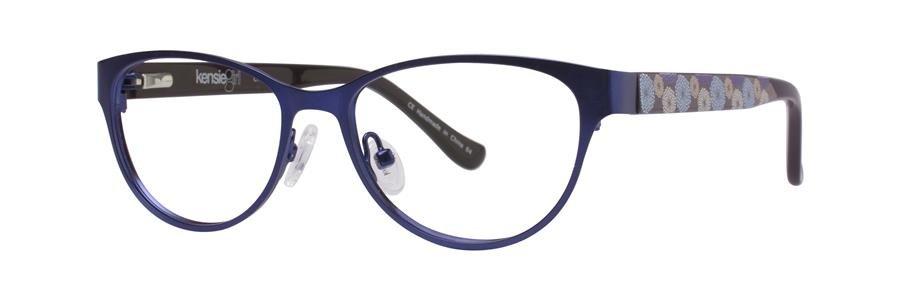 kensie CHEER Navy Eyeglasses Size48-14-130.00
