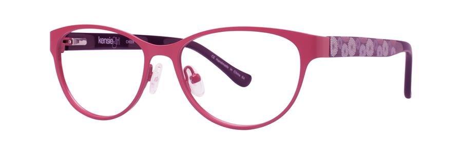 kensie CHEER Rose Eyeglasses Size48-14-130.00