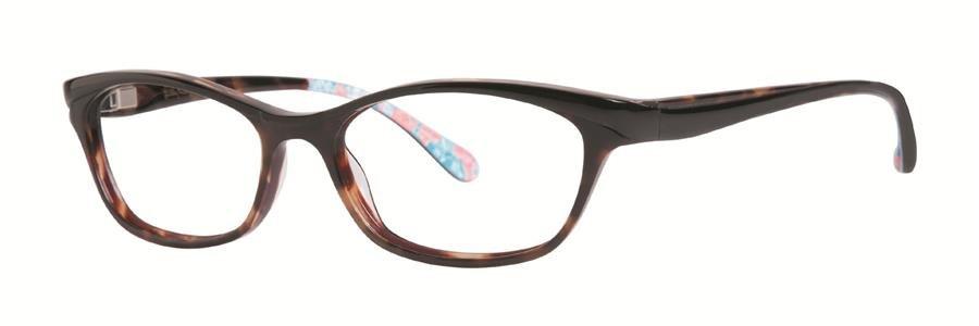 Lilly Pulitzer CLOTILDE Tortoise Eyeglasses Size50-16-133.00