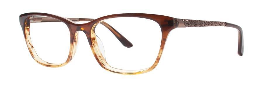 Dana Buchman COBY Brown Eyeglasses Size50-16-130.00