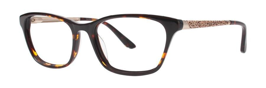 Dana Buchman COBY Havana Tortoise Eyeglasses Size52-16-135.00