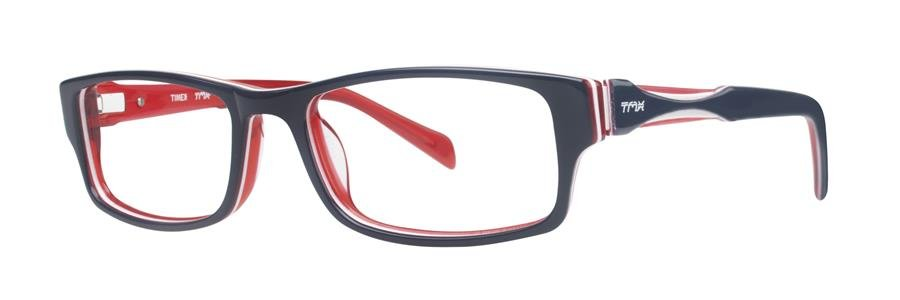 Timex COMPLY Navy Eyeglasses Size51-17-135.00
