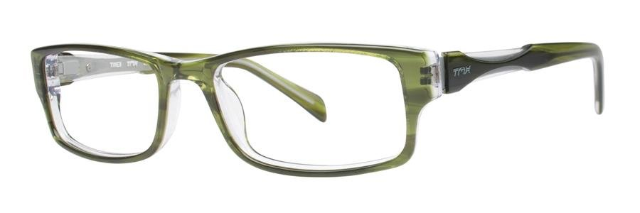Timex COMPLY Olive Eyeglasses Size53-17-140.00