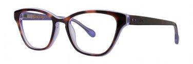 Lilly Pulitzer COPELAND Tortoise Eyeglasses Size48-17-130.00