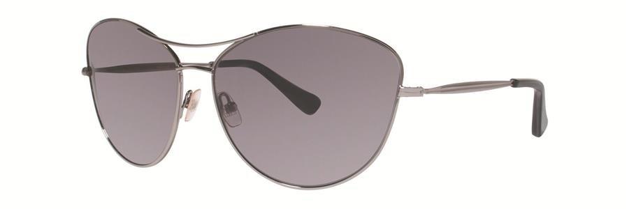 Vera Wang CORRINE Light Gunmetal Sunglasses Size61-14-135.00