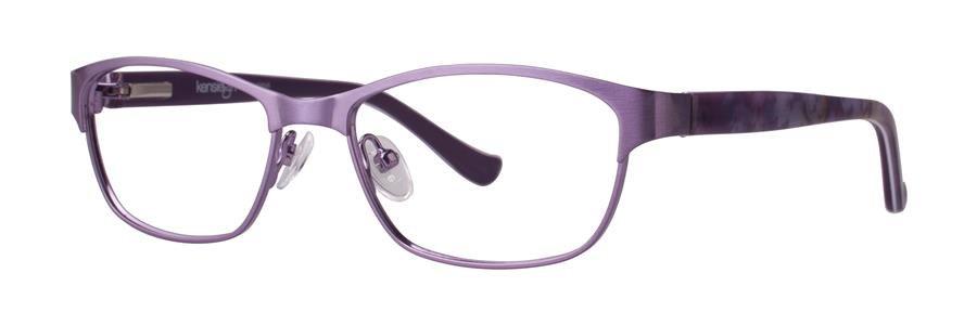 kensie CURIOUS Purple Eyeglasses Size46-15-120.00