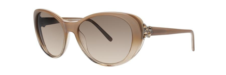 Vera Wang CYNOSURE Gold Sunglasses Size54-17-135.00