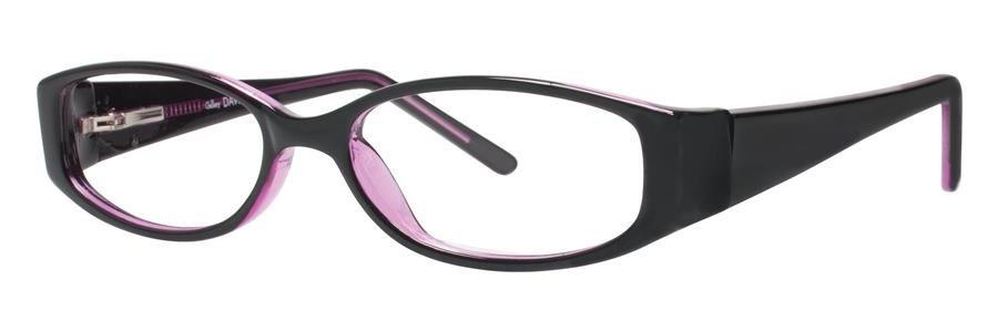 Gallery DAVINA Black Eyeglasses Size49-17-133.00