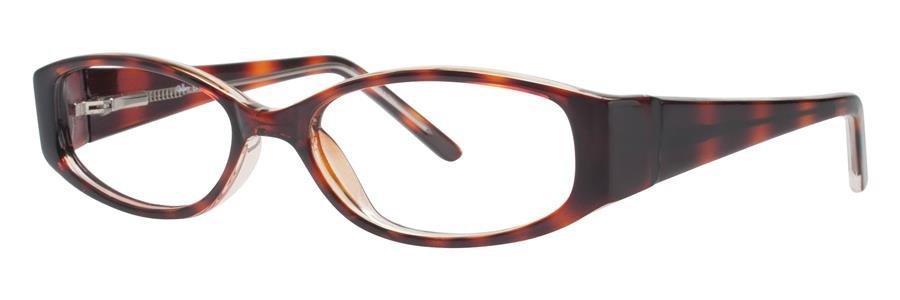 Gallery DAVINA Tortoise Eyeglasses Size49-17-133.00
