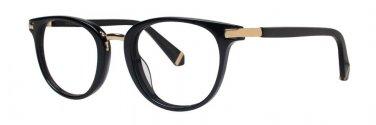 Zac Posen DAYLE Black Eyeglasses Size48-20-135.00