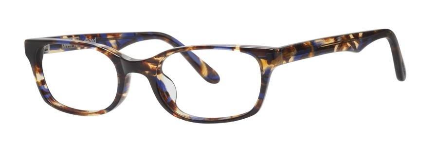 kensie DAZED Navy Eyeglasses Size51-19-140.00