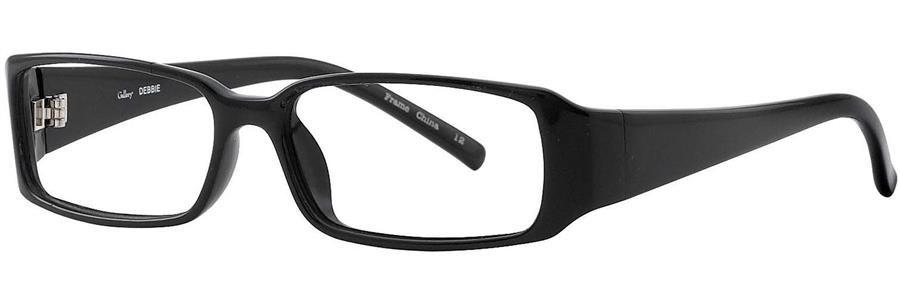 Gallery DEBBIE Black Eyeglasses Size52-16-130.00