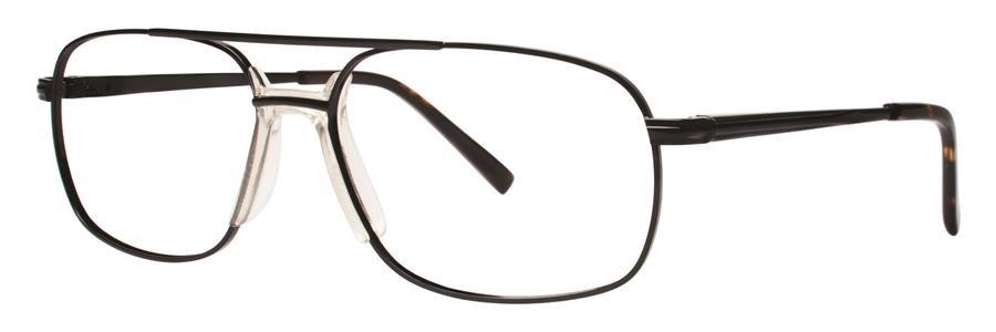 Comfort Flex DECKER Black Eyeglasses Size56-15-145.00