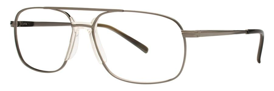 Comfort Flex DECKER Gunmetal Eyeglasses Size58-15-150.00
