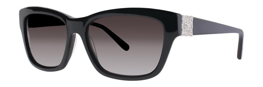 Vera Wang DELEN Black Sunglasses Size56-16-138.00
