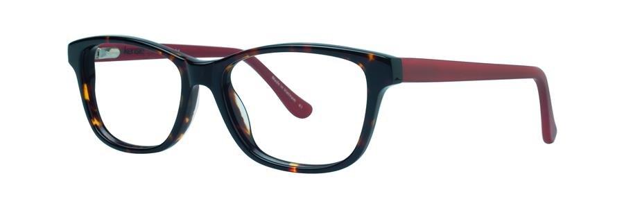 kensie DELIGHT Tortoise Eyeglasses Size49-14-130.00