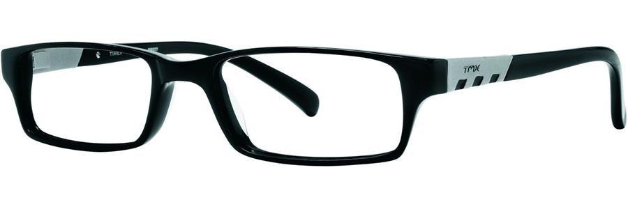 Timex DENSITY Black Eyeglasses Size50-16-140.00