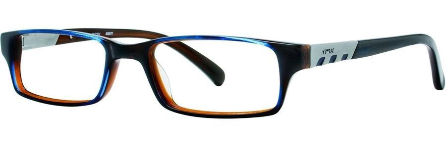 Timex DENSITY Navy Eyeglasses Size50-16-140.00