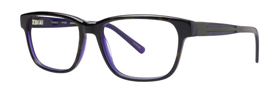 Timex DIALED IN Tortoise Eyeglasses Size51-16-135.00