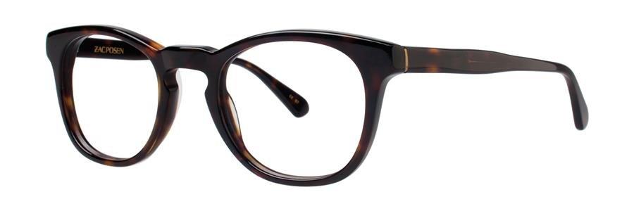 Zac Posen DIRECTOR Tortoise Eyeglasses Size49-22-140.00
