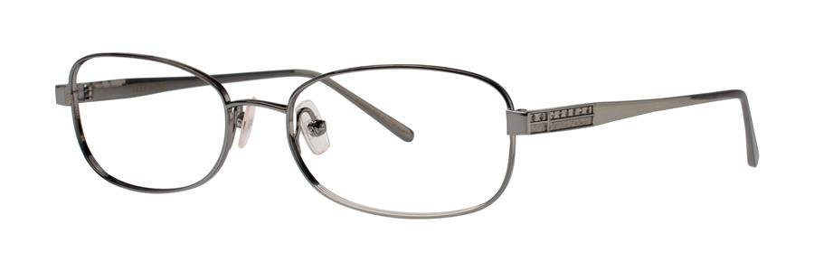 Vera Wang DOLCEZZA Gunmetal Eyeglasses Size54-16-137.00