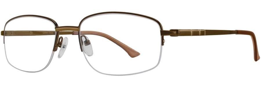 Gallery DOUG Brown Eyeglasses Size54-18-140.00