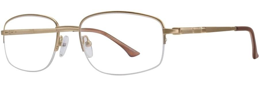 Gallery DOUG Gold Eyeglasses Size56-18-145.00
