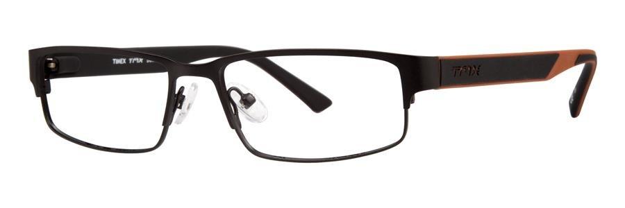 Timex DOWNFORCE Black Eyeglasses Size52-15-140.00