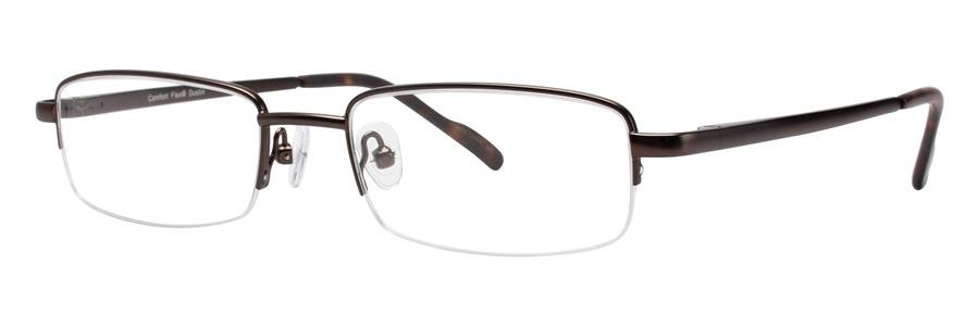 Comfort Flex DUSTIN Brown Eyeglasses Size50-18-138.00