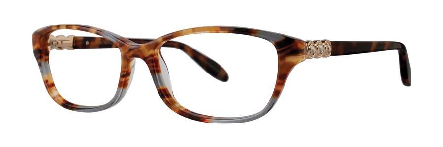 Vera Wang ELGANTINE Tortoise Eyeglasses Size52-15-133.00