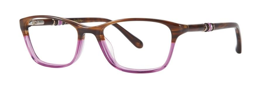 Lilly Pulitzer EMMALINE Pink Havana Eyeglasses Size50-16-135.00