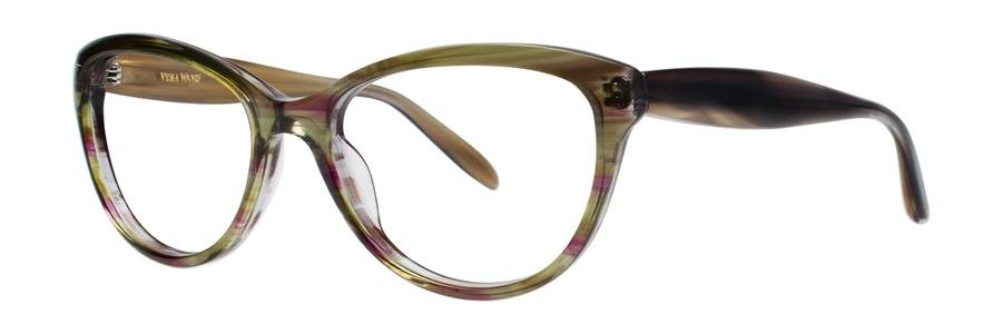 Vera Wang EMMY Auburn Eyeglasses Size53-17-135.00