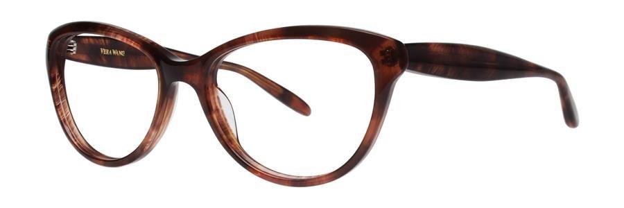 Vera Wang EMMY Rose Eyeglasses Size53-17-135.00