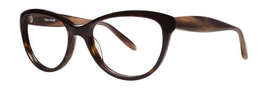 Vera Wang EMMY Tortoise Eyeglasses Size53-17-135.00