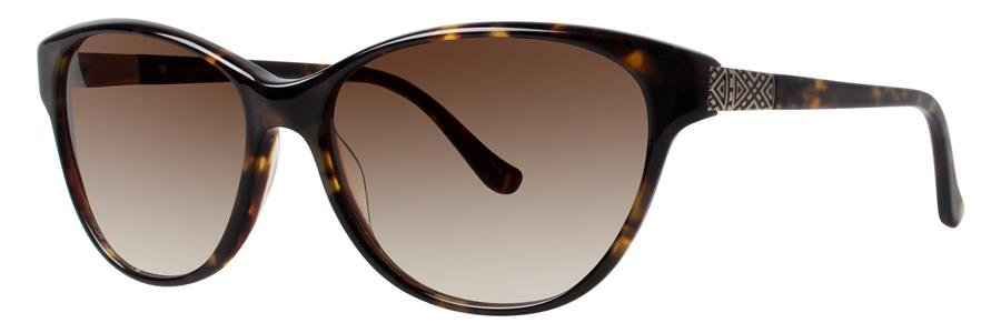kensie EMOTION SUN Brown Sunglasses Size55-15-135.00