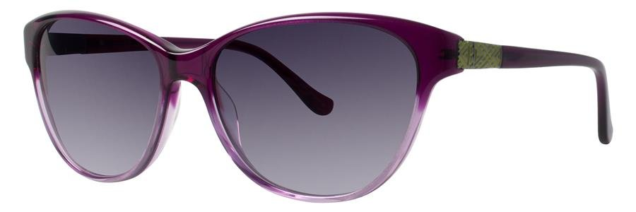 kensie EMOTION SUN Purple Sunglasses Size55-15-135.00
