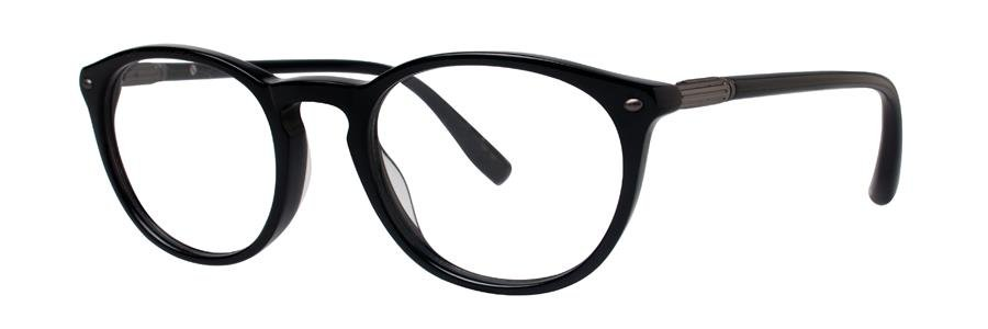 Zac Posen ERUDITE Black Eyeglasses Size48-19-140.00