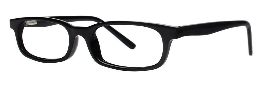 Gallery ERWIN Black Eyeglasses Size49-17-130.00