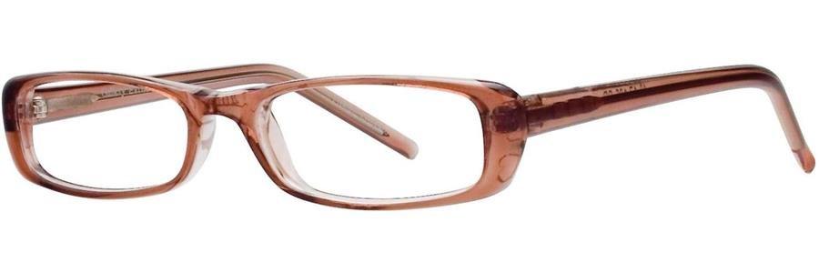 Gallery EVITA Brown Eyeglasses Size50-17-135.00