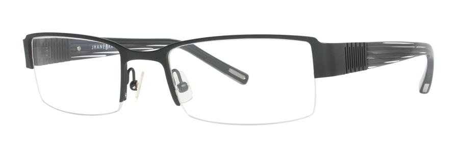 Jhane Barnes EXPANSE Black Eyeglasses Size51-19-130.00