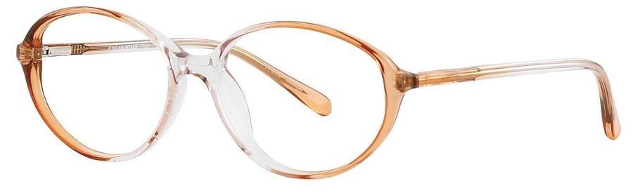 Fundamentals F002 Peach Eyeglasses Size52-16-